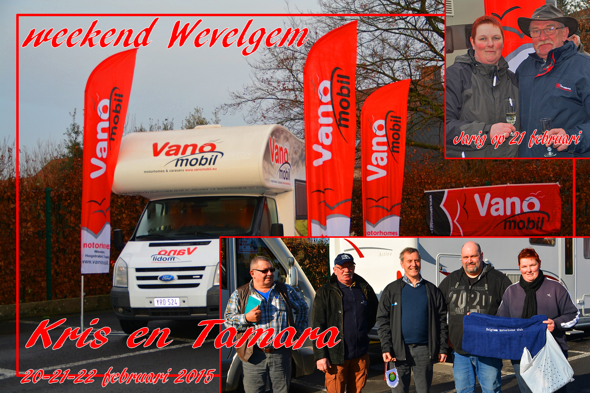 weekend Wevelgem